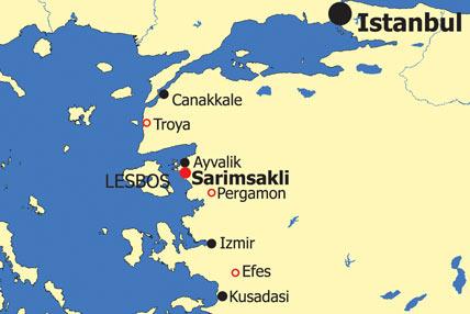 Izmir Turska Karta Karta